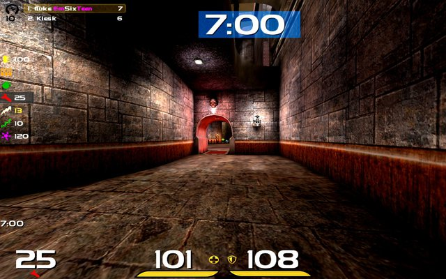 Quake Live: Stermy HUD by EmSixTeen