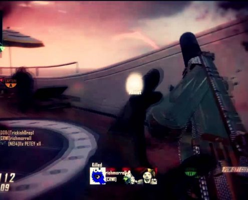 Call of Duty: Black Ops 2 frag video