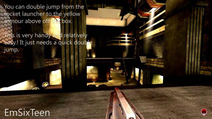 Quake Live: Toxicity tips