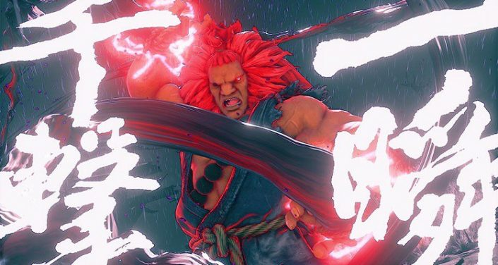 SFV: Akuma Raging Demon